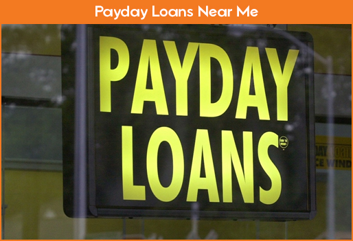 Payday Loan Near Me
