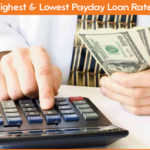 State Rates For Payday Loans