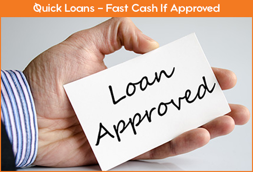 Quick Loans | Fast Cash Approval