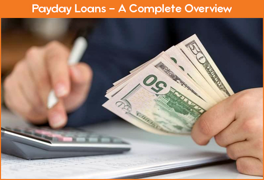 Payday Loans Overview
