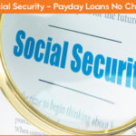 Payday Loans On Social Security