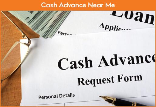 Cash Advance Near Me