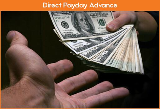 Direct Payday Advance