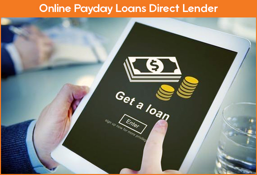 Online Payday Loans Direct Lender